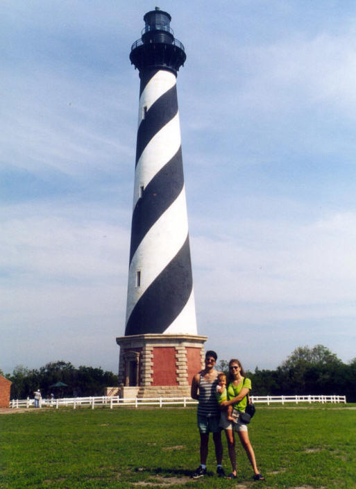 Cape Hatteras Lighthouse Before And After House Design