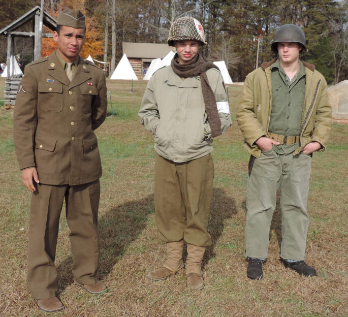 Pics For > American Soldier Ww2 Uniform